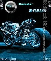 Yamaha Bike 2011 es el tema de pantalla
