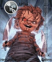 Childs Play es el tema de pantalla