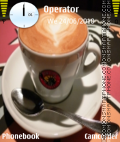 Coffee3 tema screenshot