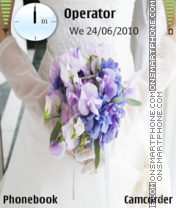 Wedding3 theme screenshot