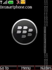 Blackberry New Style theme screenshot