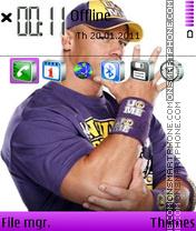 John Cena 14 es el tema de pantalla