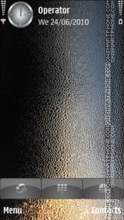 Silver theme screenshot
