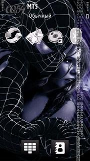 Spiderman 05 es el tema de pantalla