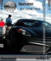 FerrariF480 es el tema de pantalla