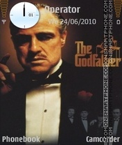 The Godfather theme screenshot