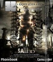 Saw 3D es el tema de pantalla