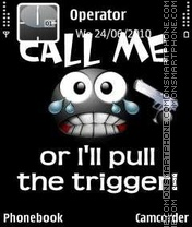 Blackmail tema screenshot
