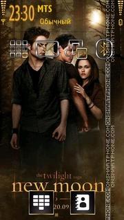 Twilight 20 es el tema de pantalla