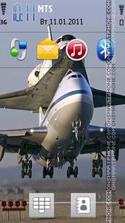 Boeing Flying Theme-Screenshot