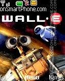WALL E theme screenshot