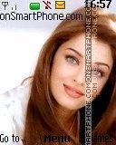 Aishwarya Rai tema screenshot