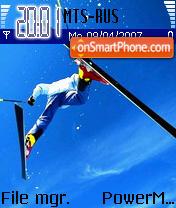 Shnowboarder1 theme screenshot