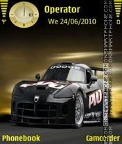 Dodge 2011 new theme screenshot