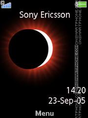 Eclipse 09 theme screenshot