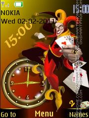 Joker 06 theme screenshot