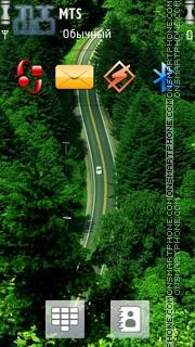 What A View tema screenshot