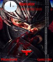 Ninja Theme-Screenshot