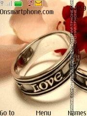Love Forever 03 theme screenshot