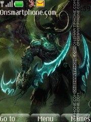 Warcraft 3 Wit Tone theme screenshot