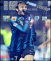 FC Internazionale es el tema de pantalla