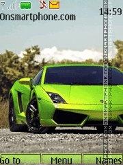 Nfs Car theme screenshot