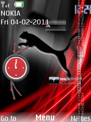 Puma All In 1 theme screenshot