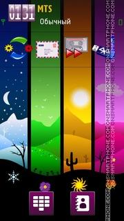 Seasons 03 theme screenshot
