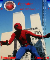 Скриншот темы Original Spiderman theme