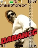 Dabangg theme screenshot