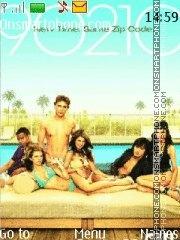 90210 New generation theme screenshot