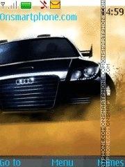 Audi Drifting tema screenshot