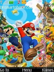 Mario Party theme screenshot