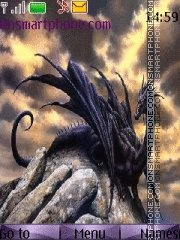 Dragons 03 theme screenshot