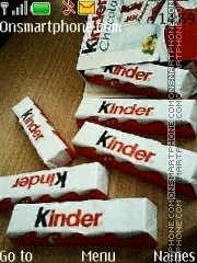 Kinder theme screenshot