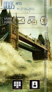 Flood Theme-Screenshot