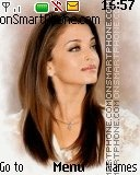 Aishwarya Rai Theme-Screenshot