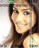 Genelia 1 theme screenshot
