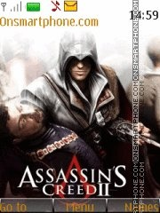 Assassins Creed ll theme screenshot