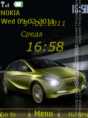 Car3 theme screenshot