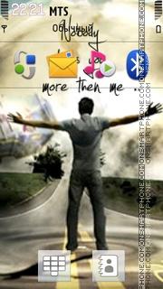 My Love 01 es el tema de pantalla