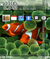 Iphone Original tema screenshot