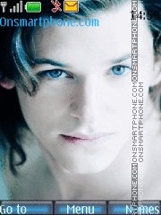 Gaspard Ulliel theme screenshot