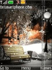Winter Best theme screenshot