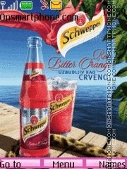 Schweppes theme screenshot