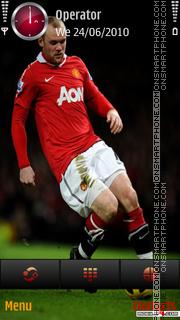 Rooney tema screenshot
