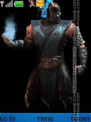 Скриншот темы Mortal kombat mk1-mk9