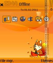 Kitty 09 theme screenshot