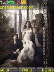 The Vampire Diaries 05 theme screenshot