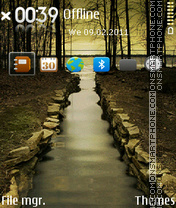 G8 View theme screenshot